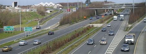 how to pay the m50 toll bridge toll