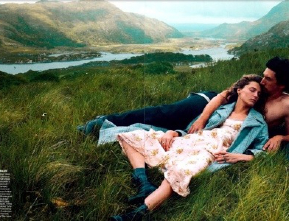 Vogue features Ireland in September Issue