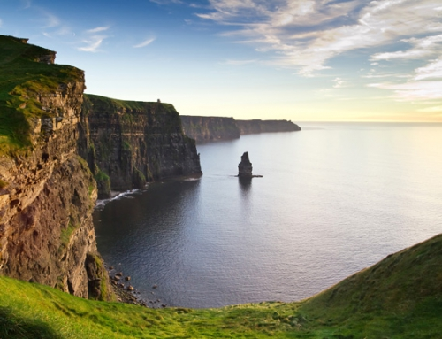 Cliffs of Moher is the best cliff view in the WORLD