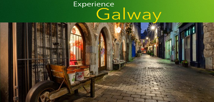 Visiting Galway? Check out Experience Galway App