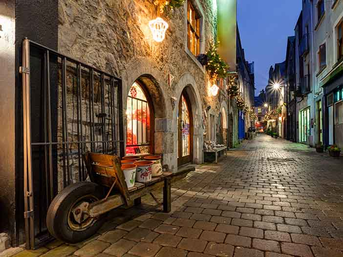 Top Restaurants in Galway
