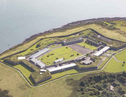 How Cork's Spike Island went from Ireland's Hell to Europe's Leading Tourist Attraction