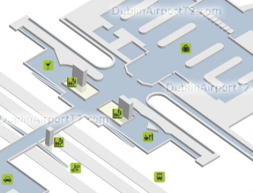Dublin Airport Maps