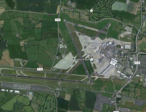Dublin Airport €320m Plans