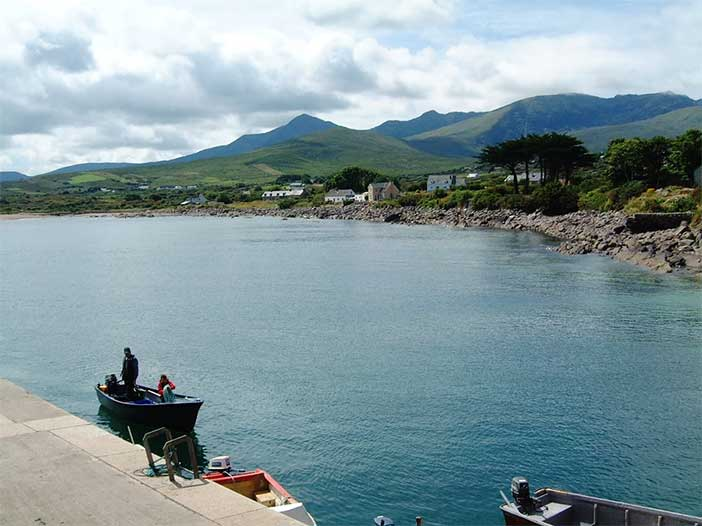 Connemara Fishing