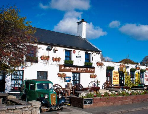 Johnnie Fox's Pub, Glencullen